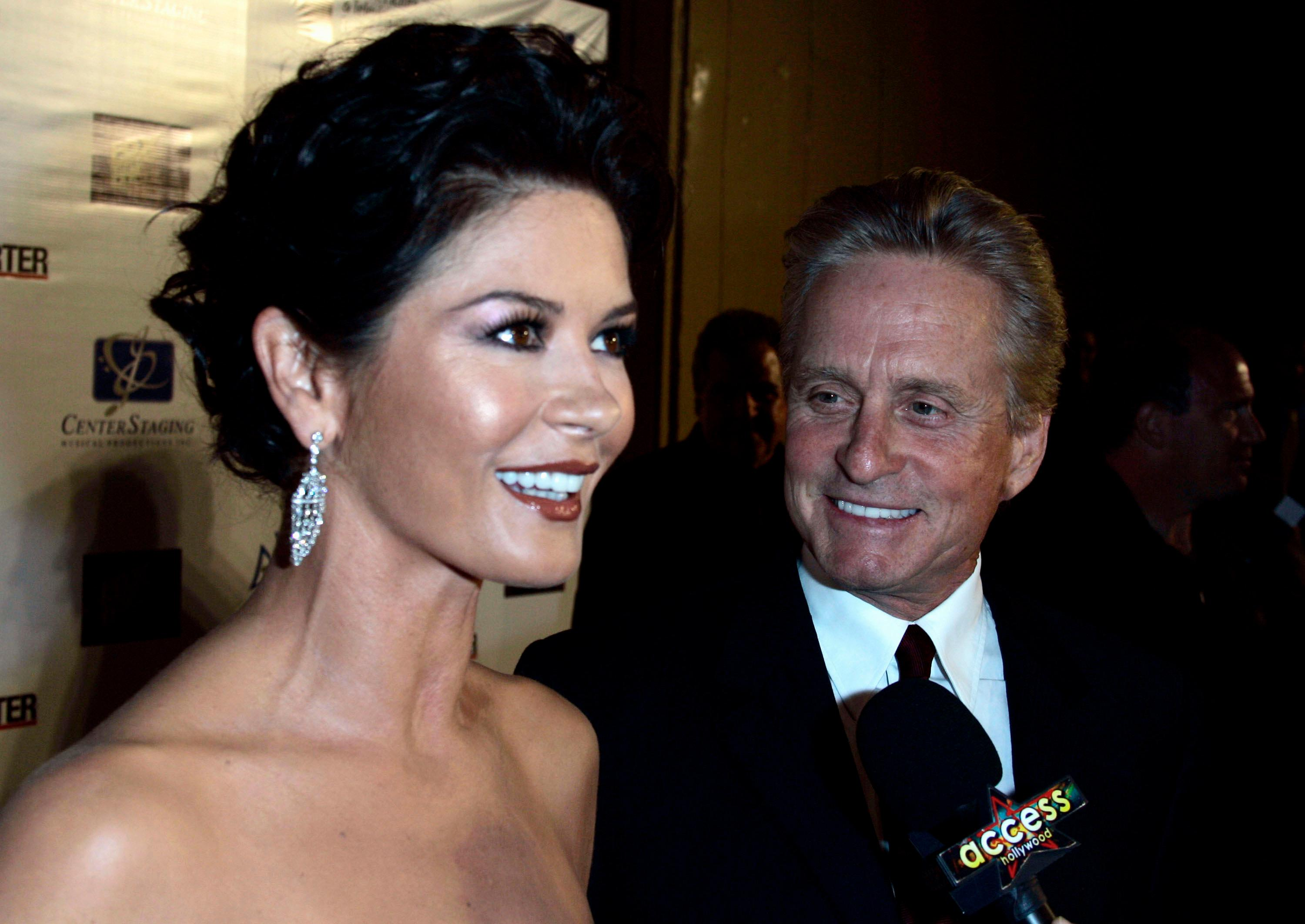 Michael Douglas accuser speaks out