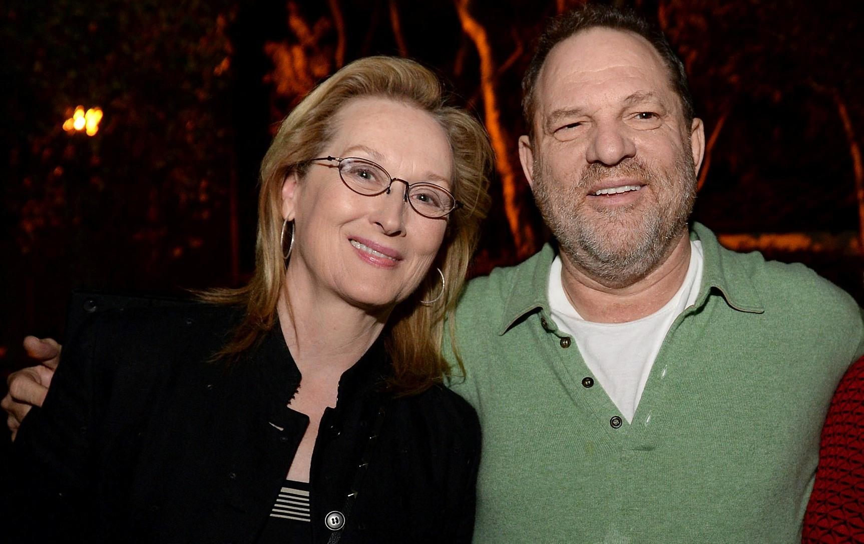 Meryl Streep and Harvey Weinstein reportedly will team up in The Senator s Wife a film that looks at the behind-the-scenes influence wielded by the NRA to defeat a gun-control bill after Sandy Hook