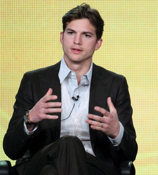 Ashton Kutcher. (Photo by Frederick M. Brown/Getty Images)