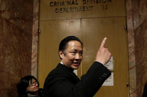 San Francisco Public Defender Jeff Adachi, who will start representing defendants in immigration court next month. (AP Photo/Jeff Chiu, file)