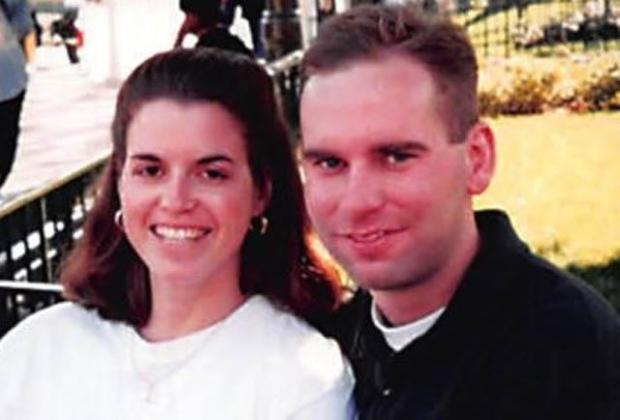 """Kelli Smith and her late husband, Thomas """"Tommy"""" Smith Jr., in an undated family photo."""