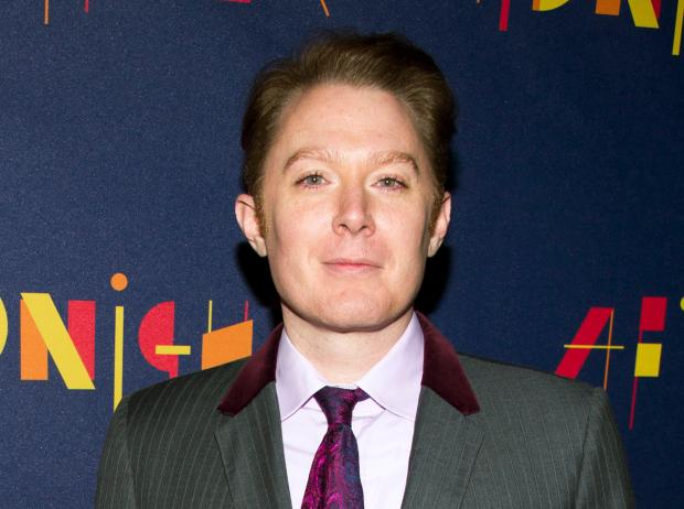 "This Nov. 3, 2013 file photo shows former ""American Idol"" contestant Clay Aiken at the Broadway opening of ""After Midnight""in New York."