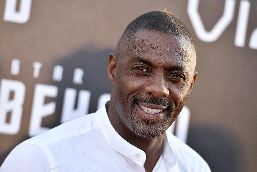 """Idris Elba arrives at the world premiere of """"Star Trek Beyond"""" at the Embarcadero Marina Park South on Wednesday, July 20, 2016, in San Diego."""