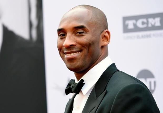 "Retired NBA star Kobe Bryant poses at the 2016 AFI Life Achievement Award Gala Tribute to John Williams in Los Angeles. The recently retired Lakers superstar will be honored by the Los Angeles City Council, which has declared Wednesday, Aug. 24 ""Kobe Bryant Day."""