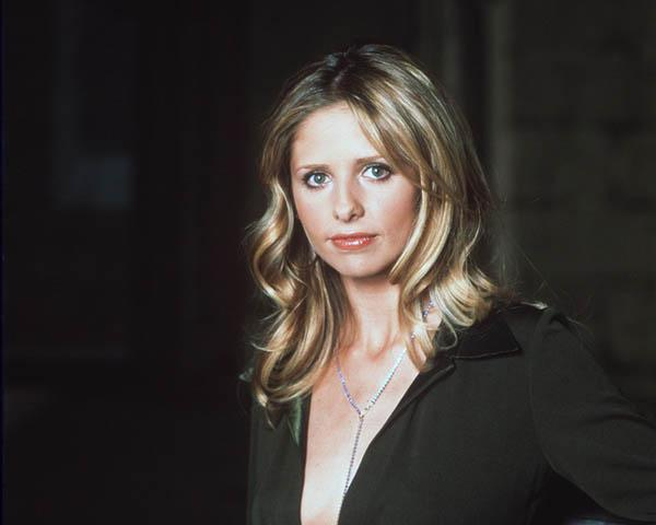 Sarah Michelle Geller as Buffy in 'Buffy the Vampire Slayer.' (Getty Images)