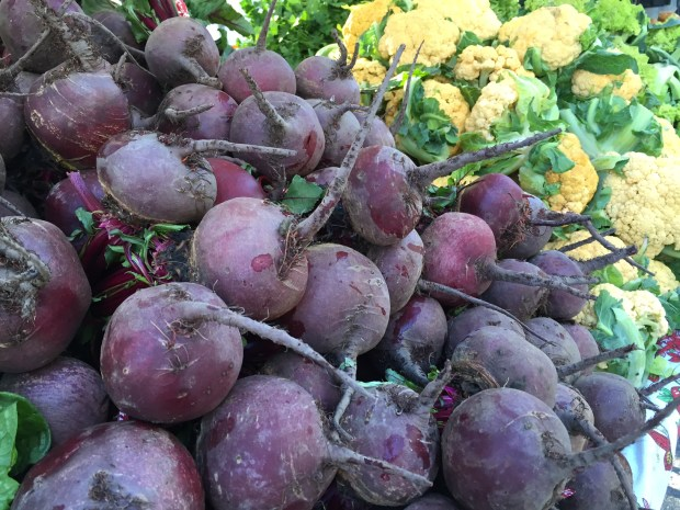 Beets are easy to grow and make a great addition to your winter fare. (Courtesy of Pam Roper)