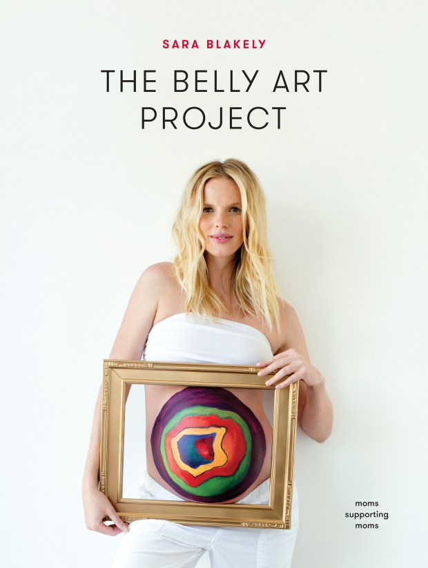 """""""The Belly Art Project"""" showcases moms-to-be with their bellies transformed into works of art."""