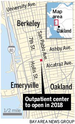 UCSF, John Muir to open new urgent care center in Berkeley