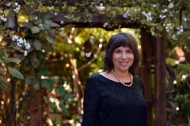 "Berkeley evolutionary psychologist Alison Gopnik, author of ""The Gardener and the Carpenter,"" is photographed at home in Berkeley, Calif., on Tuesday, Sept. 27, 2016. (Kristopher Skinner/Bay Area News Group)"