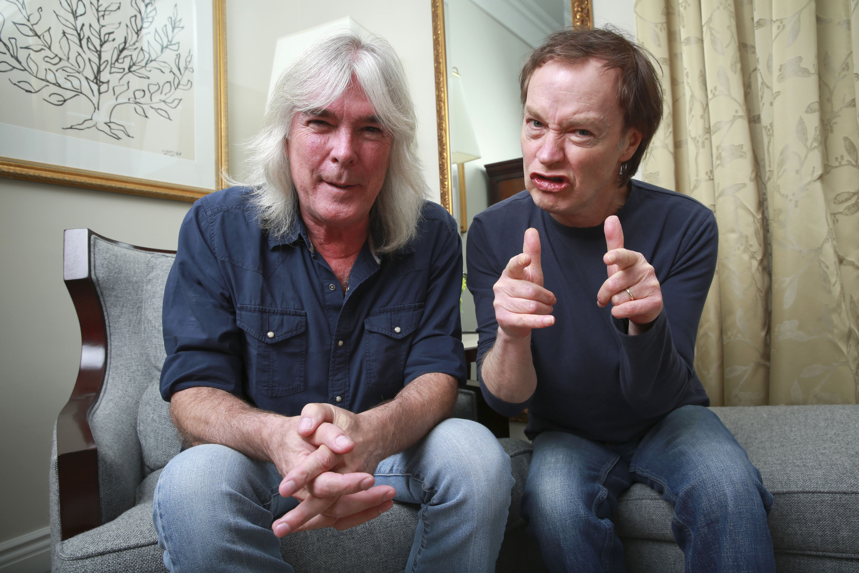 AC/DC's Cliff Williams quits; group's 4th exit since 2014