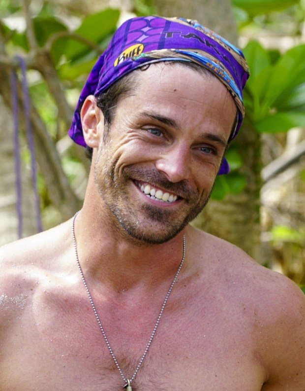 Ken McNickle on SURVIVOR: Millennials vs. Gen. X, when the Emmy Award-winning series returns for its 33rd season with a special 90-minute premiere, Wednesday, Sept. 21 (8:00-9:30 PM, ET/PT) on the CBS Television Network. Photo: Monty Brinton/CBS Entertainment Ì?å©2016 CBS Broadcasting, Inc. All Rights Reserved.