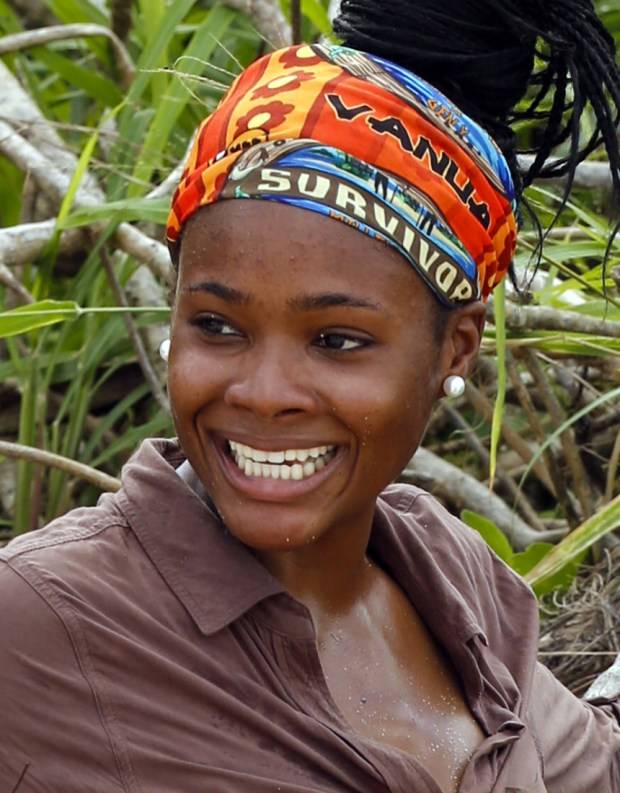 Michaela Bradshaw on SURVIVOR: Millennials vs. Gen. X, when the Emmy Award-winning series returns for its 33rd season with a special 90-minute premiere, Wednesday, Sept. 21 (8:00-9:30 PM, ET/PT) on the CBS Television Network. Photo: Robert Voets/CBS Entertainment Ì?å©2016 CBS Broadcasting, Inc. All Rights Reserved.
