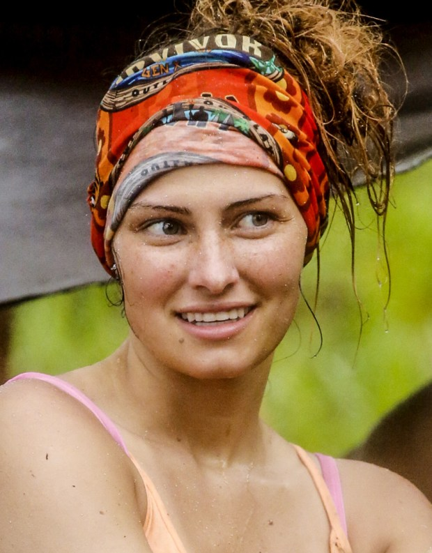 Jessica Figueroa on SURVIVOR: Millennials vs. Gen. X, when the Emmy Award-winning series returns for its 33rd season with a special 90-minute premiere, Wednesday, Sept. 21 (8:00-9:30 PM, ET/PT) on the CBS Television Network. Photo: Monty Brinton/CBS Entertainment Ì?å©2016 CBS Broadcasting, Inc. All Rights Reserved.