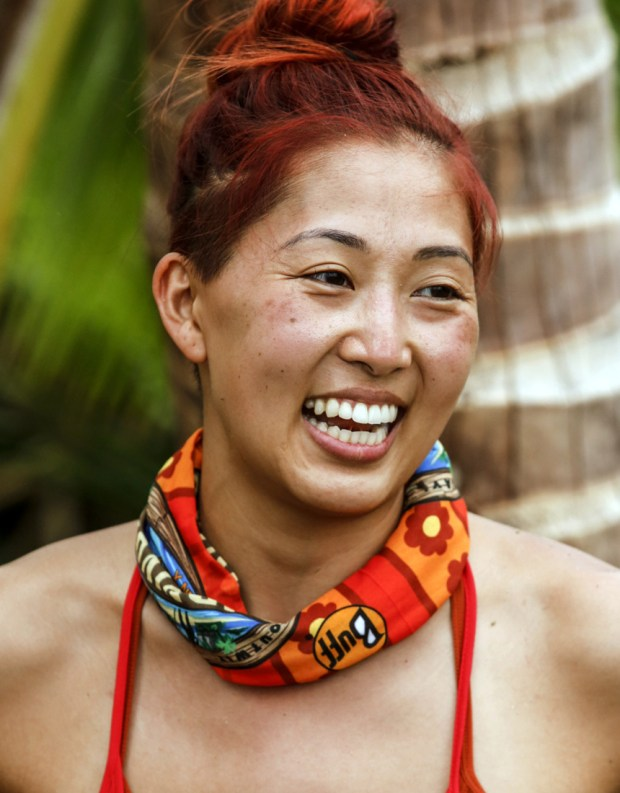 Mari Takahashi on SURVIVOR: Millennials vs. Gen. X, when the Emmy Award-winning series returns for its 33rd season with a special 90-minute premiere, Wednesday, Sept. 21 (8:00-9:30 PM, ET/PT) on the CBS Television Network. Photo: Robert Voets/CBS Entertainment Ì?å©2016 CBS Broadcasting, Inc. All Rights Reserved.