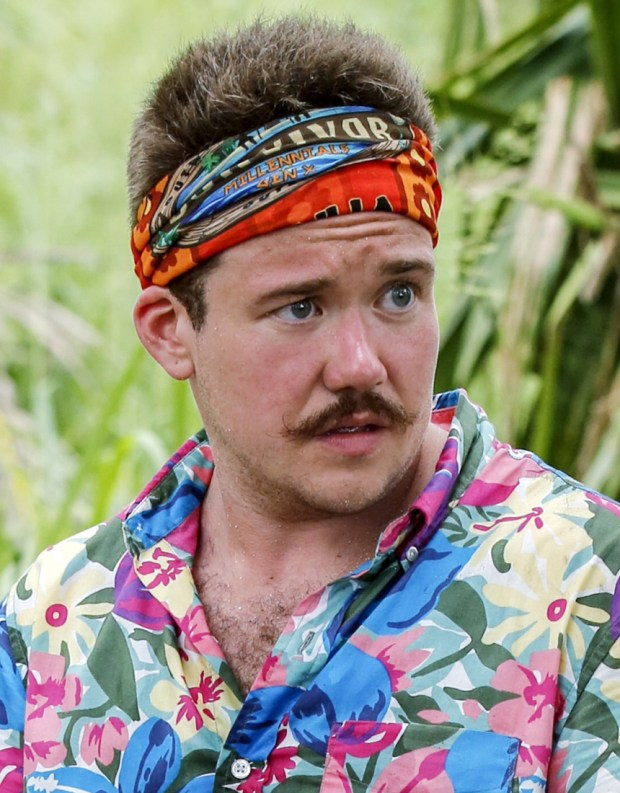 Ezekiel/Zeke Smith on SURVIVOR: Millennials vs. Gen. X, when the Emmy Award-winning series returns for its 33rd season with a special 90-minute premiere, Wednesday, Sept. 21 (8:00-9:30 PM, ET/PT) on the CBS Television Network. Photo: Robert Voets/CBS Entertainment Ì?å©2016 CBS Broadcasting, Inc. All Rights Reserved.