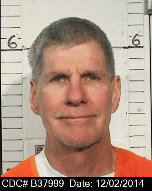 "Charles ""Tex"" Watson, 2014. (California Department of Corrections and Rehabilitation via AP, File)"