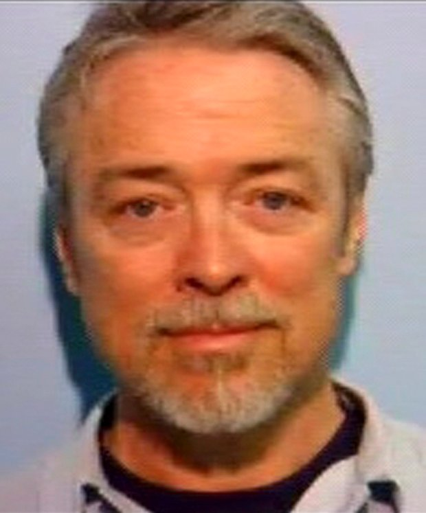 Robert Beausoleil in an undated photo. (California Department of Corrections and Rehabilitation via AP, File)