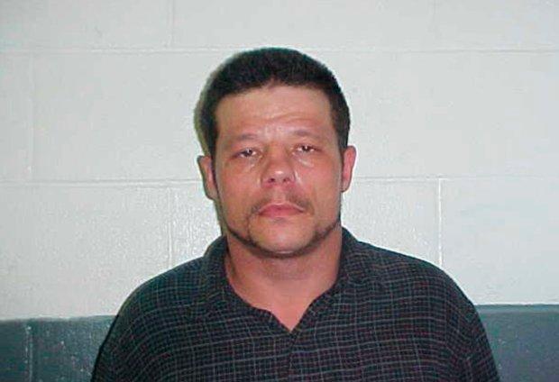 Michael Vance, 2010. (Kay County Detention Center via AP)