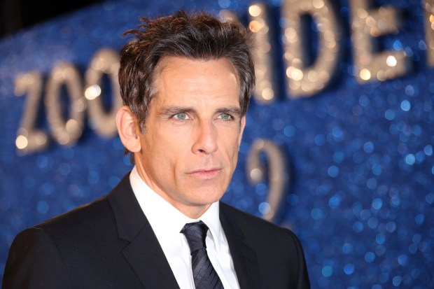 "FILE - In this Feb. 4, 2016 file photo, Ben Stiller poses for photographers upon arrival at the premiere of the film ""Zoolander No.2,"" in London. In an essay posted Tuesday, Oct. 4, on the website Medium, Stiller revealed that he battled prostate cancer in 2014, and he credits the test that diagnosed the cancer with saving his life. (Photo by Joel Ryan/Invision/AP, File)"