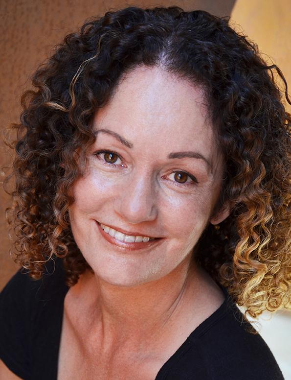 Lisa Rosenberg of Menlo Park in San Mateo County's new poet laureate.