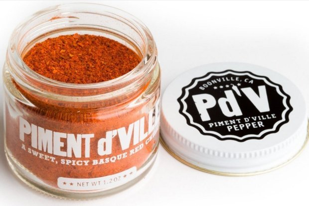 Piment d'Ville is made from Basque-style chile peppers grown in Boonville. (Photo: Piment d'Ville)
