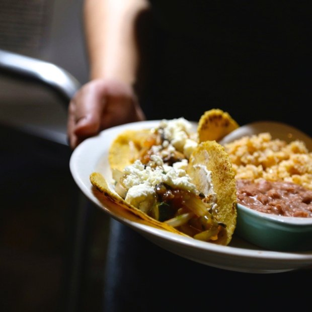A Mexican cafe menu is just one of the tempting offerings at Ojai's The Farmer & the Cook, an eatery that includes a pizza cafe menu, brunch offerings and a bakery, too. (Photo: The Farmer & the Cook)