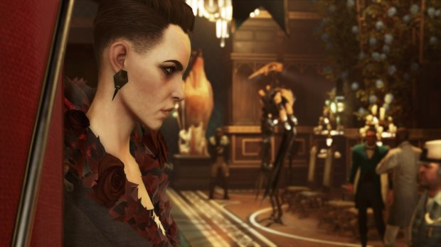Delilah Copperspoon is the leader of the coup that unseats Empress Emily Kaldwin and her father Corvo Attano.
