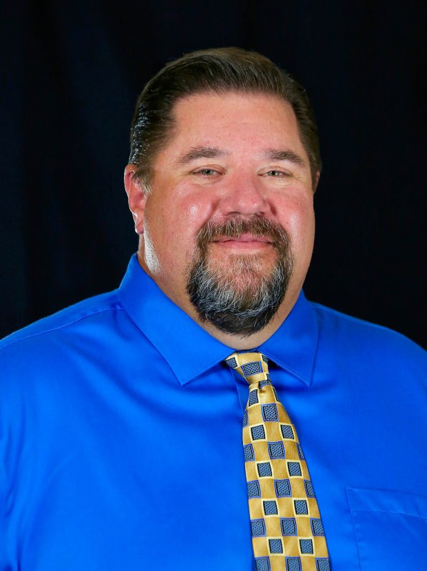 John Mackey, 48, is running for Oak Grove School District board in Trustee Area 4.