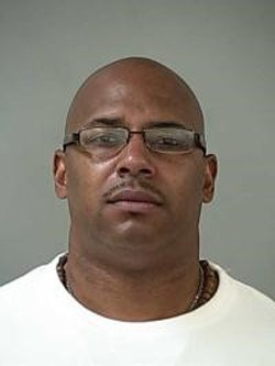 Damou Evans, 46, of Morgan Hill, has been charged with 19 counts of sexual assault by the Santa Clara County District Attorney's Office. (Courtesy of the San Jose Police Department)