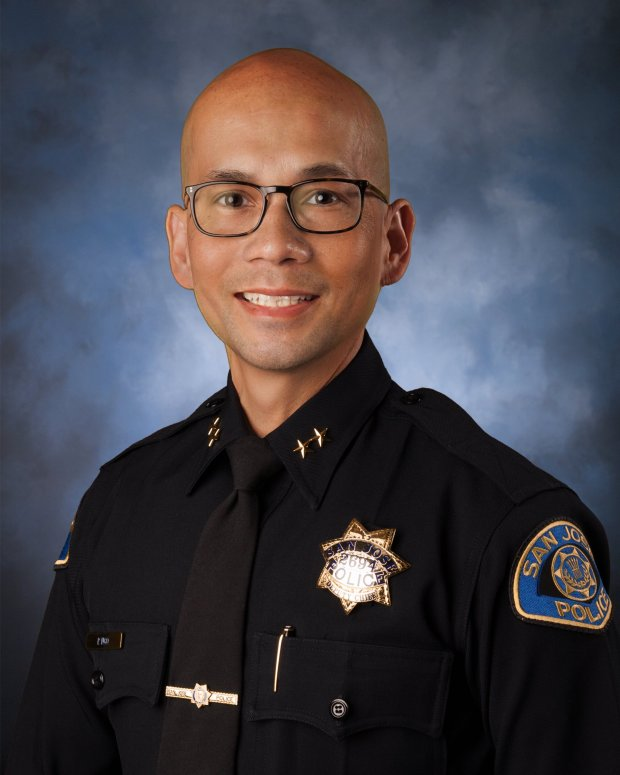 Phan Ngo, 50, of Saratoga, a 27-year member of the San Jose Police Department, was tapped to serve as the next chief of the Sunnyvale Department of Public Safety, announced Nov. 21, 2016.