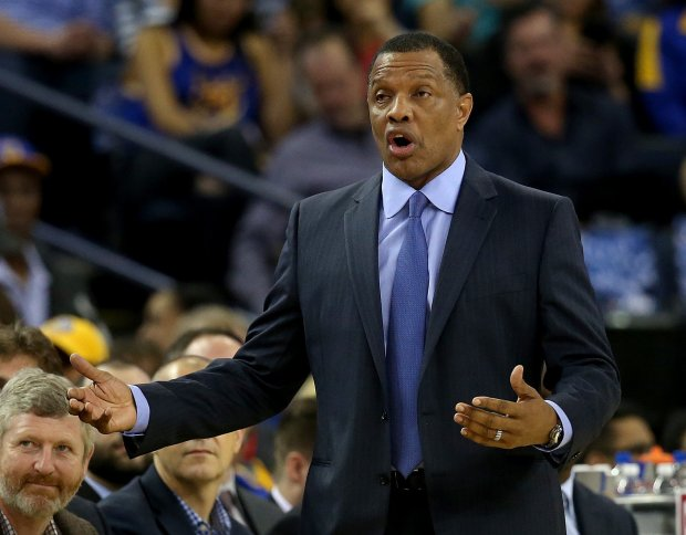 New Orleans Pelicans head coach Alvin Gentry believed Warriors coach Steve Kerr and Rockets coach Mike D'Antoni worked just fine together in Phoenix. (Jane Tyska/Bay Area News Group)