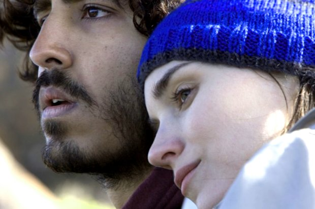 "Dev Patel plays the adult Saroo, and Rooney Mara star plays Lucy in ""Lion.""(Mark Rogers/Long Way Home Productions)"