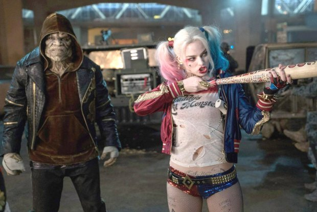 "Margot Robbie as Harley Quinn in ""Suicide Squad."" (Warner Bros.)"
