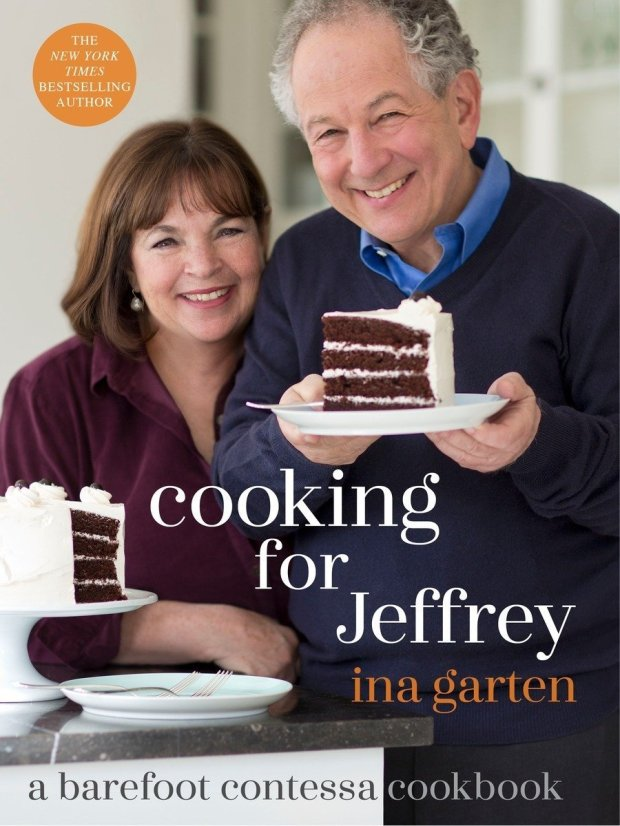 """Cooking for Jeffrey"" by Ina Garten (Clarkson Potter, 2016)"