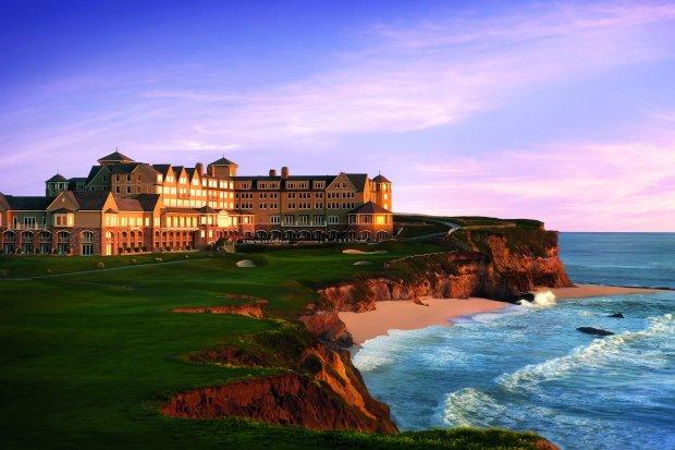 The Ritz-Carlton Half Moon Bay boasts panoramic ocean views and luxuriousrooms. Photo: Ritz-Carlton