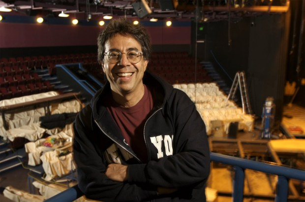 Tony Taccone serves as artistic director of the Tony Award-winning Berkeley Repertory Theatre.Photographer: Kevin Berne