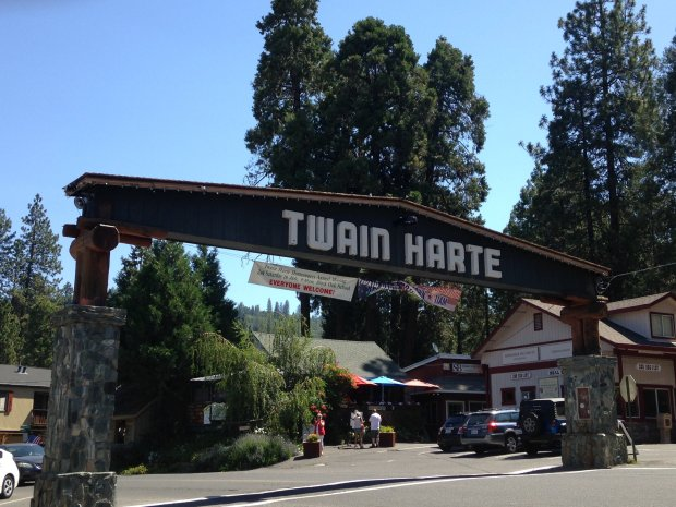 Charming Twain Harte dates back to the early part of the 20th century, whenit was a summer retreat. (Photo: Jackie Burrell/Bay Area News Group)