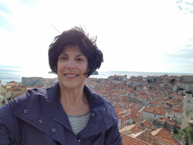 Courtesy of Karen LachtanskiCROATIA: San Jose resident Karen Lachtanski took a side trip to Dubrovnik, while on a business trip to the Czech Republic.