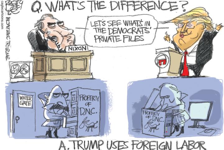 Pat Bagley / Salt Lake Tribune