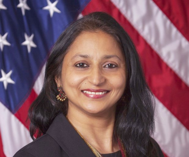 Savita Vaidhyanathan (Courtesy City of Cupertino)