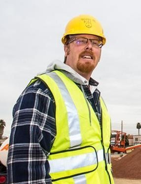 Michael Ogilvie, who spent the past six years heading public art programsin Las Vegas and Clark County, has been hired as San Jose's public art director. (Photo courtesy of City of San Jose)