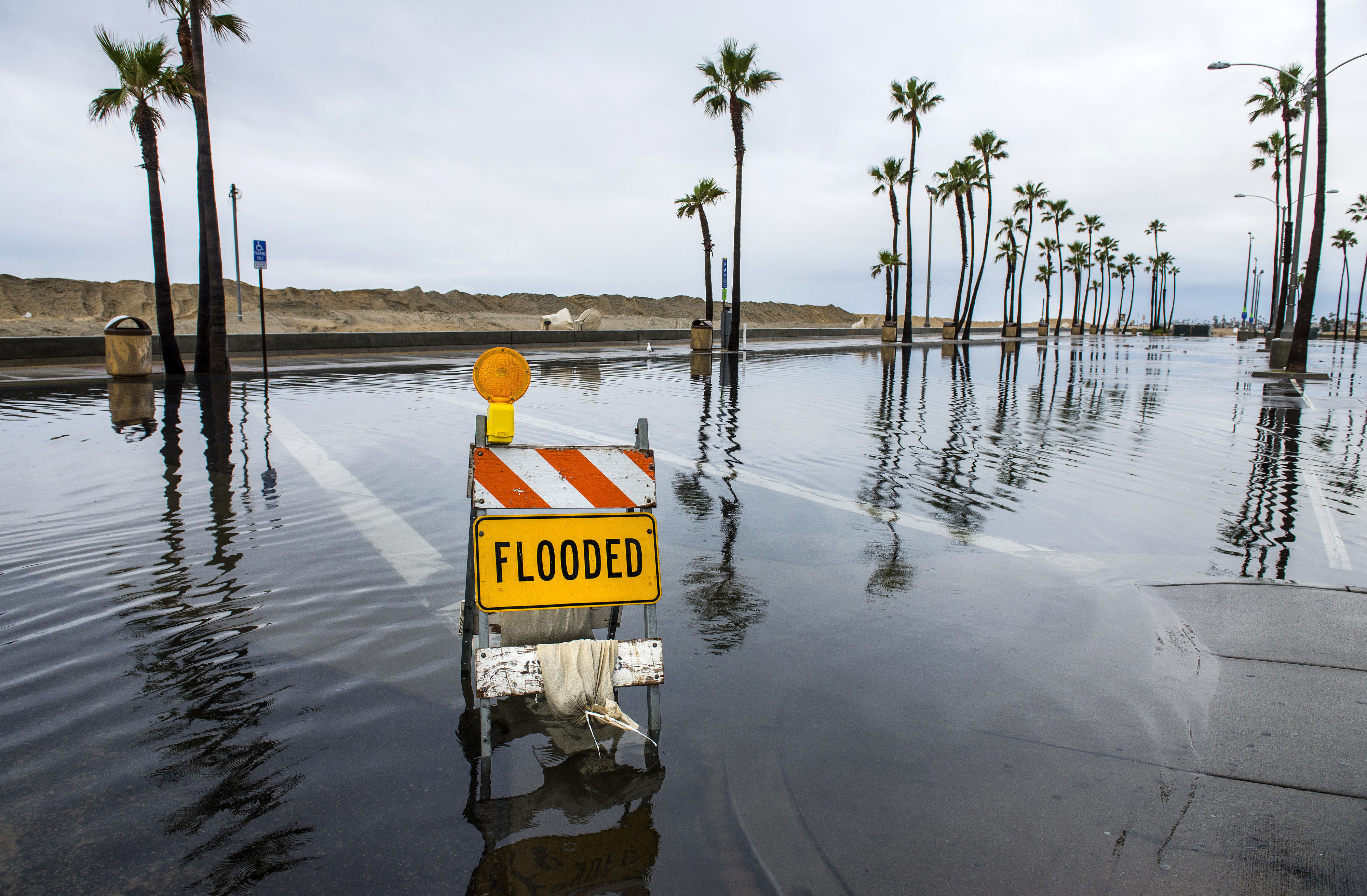 Image result for Images of California Storm on Feb. 18, 2017
