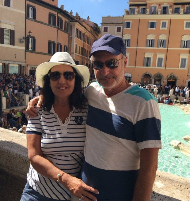 Courtesy of Marguerite PadovaniITALY: A European cruise took Los Gatos residents Marguerite and Rick Padovani to Pisa and Rome, pictured.