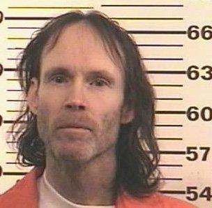 James Hogue, 2007. (Photo Courtesy of the Colorado Dept. of Corrections)