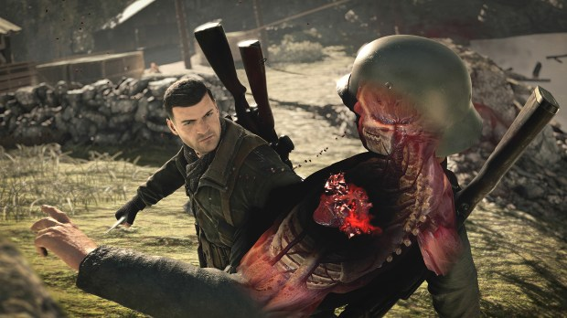 """The developers expanded the use of X-ray kill cams in """"Sniper Elite 4."""" They are now used with melee attacks as well. (Rebellion Developments)"""