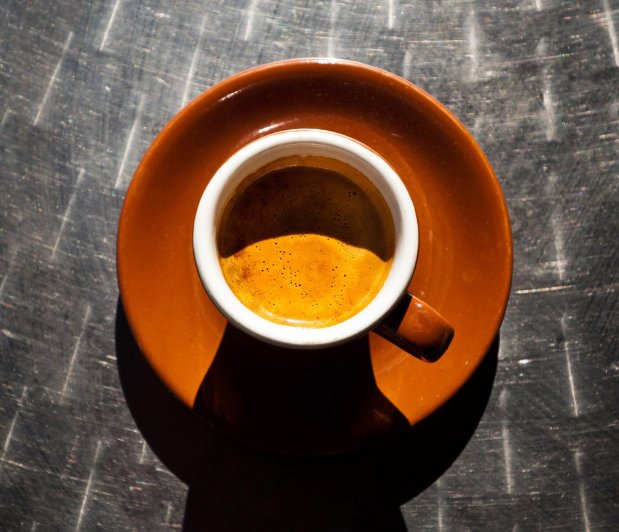 Espresso drink. (Erik M. Lunsford/St. Louis Post-Dispatch/MCT)
