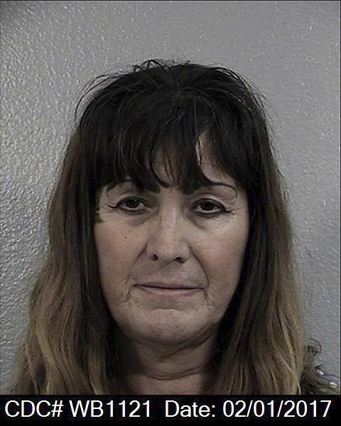 Shiloh Heavenly Quine, February 2017. (California Department of Corrections and Rehabilitation via AP, File)