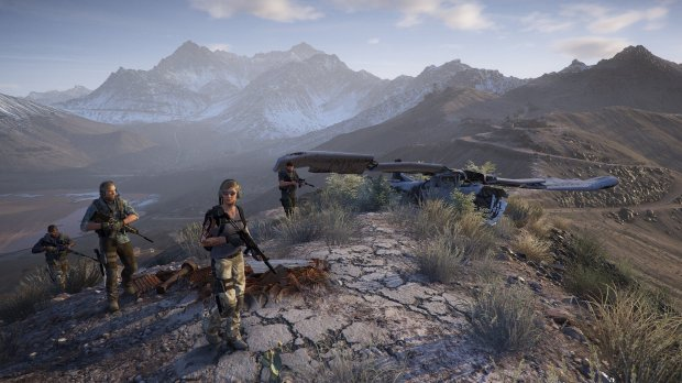"Bolivia is a huge country to explore in ""Ghost Recon Wildlands."""