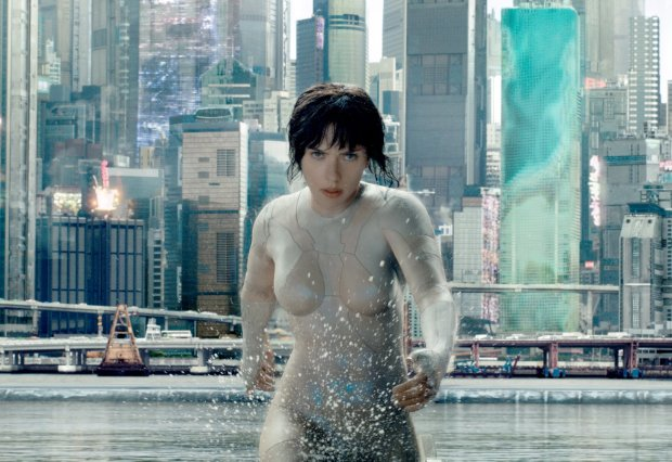 Ghost In The Shell Brings An Anime Classic To Life With Mixed Success