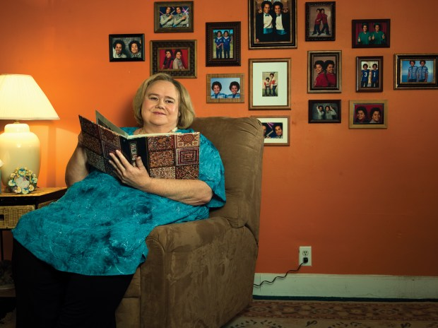 Baskets -- Pictured: Louie Anderson as Christine Baskets. CR: Frank Ockenfels/FX